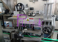 SUS 304 Double Headed Bottle Labeling Machine With High Speed