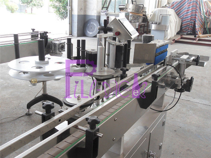 Plastic / Glass Industrial Labeling Systems For Purified Water Production Line