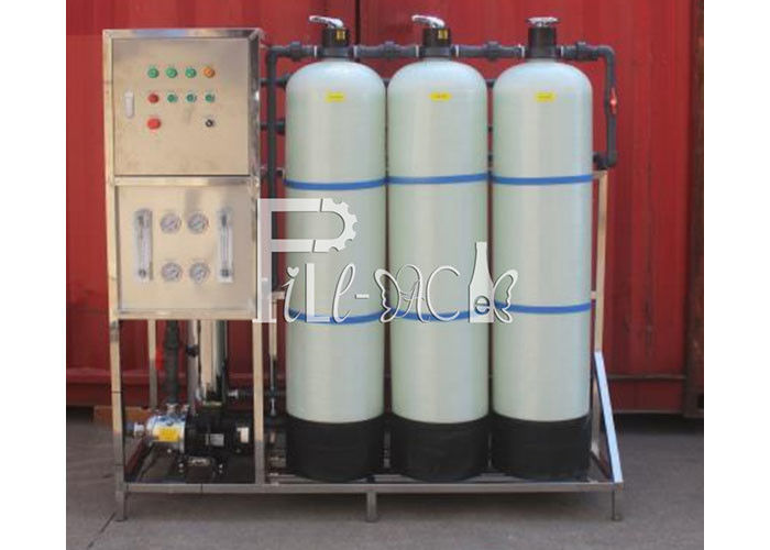 Mineral Drinking / Drinkable water UF / Hollow fibre ultra purification equipment / plant / machine / system / line